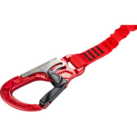 Stubai Basic Connect 2.0 Via Ferrata Set red/black